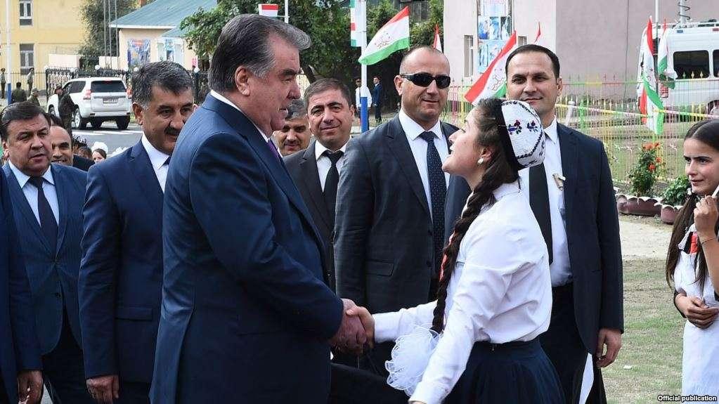 Сафари президент ба Бадахшон аз Ванҷ шурӯъ шуд